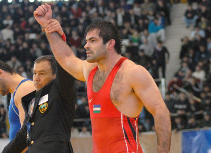 Борец Курбан Курбанов стал одним из руководителей района
