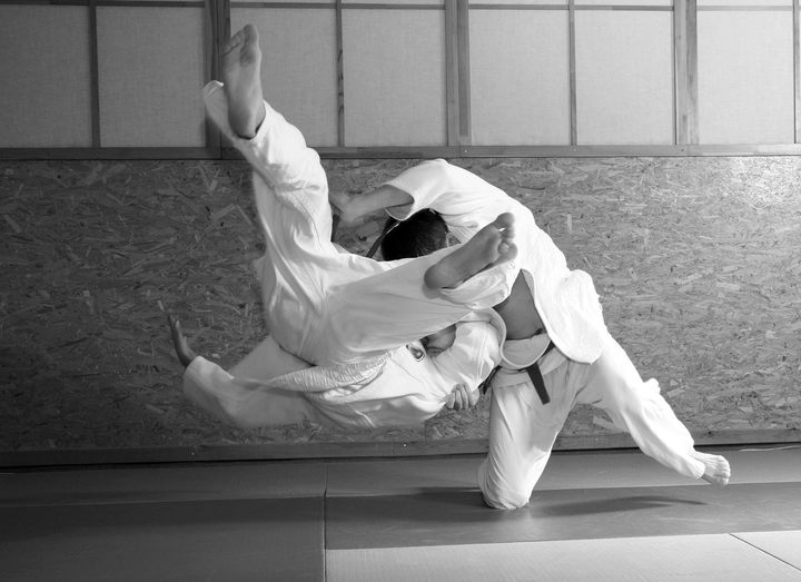 Vietnam Judo training newsreel