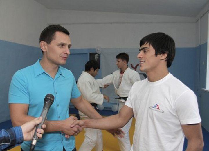 Виталий Даниленко: «Чемпионам нравится, то что мы делаем»