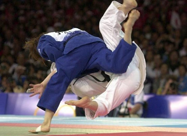 In Aktau passes the judo RK championship
