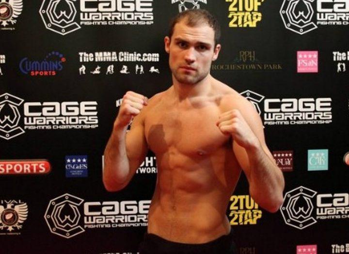 Катал Пендред: Я лучший европейский полусредневес за пределами UFC