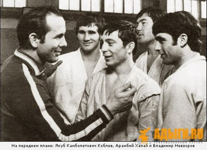 In Adygea opens the museum in honor of the coach on Jakub Koblev's judo