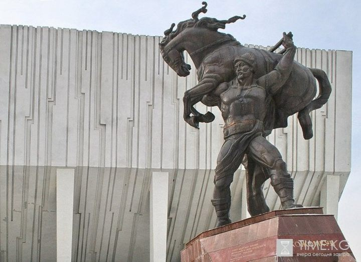 Kaba-Uulu Kozhomkul - the legendary batyr resident of Kyrgyz