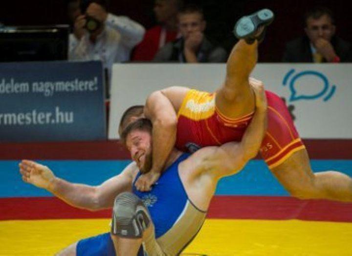 Федерация спортивной борьбы России VK