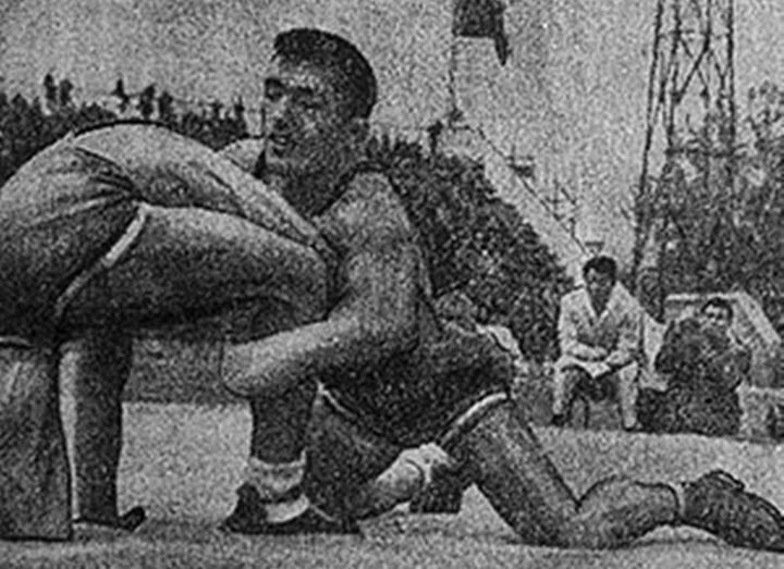 Али АЛИЕВ и Михаил БЕКМУРЗОВ принесли победу сборной России