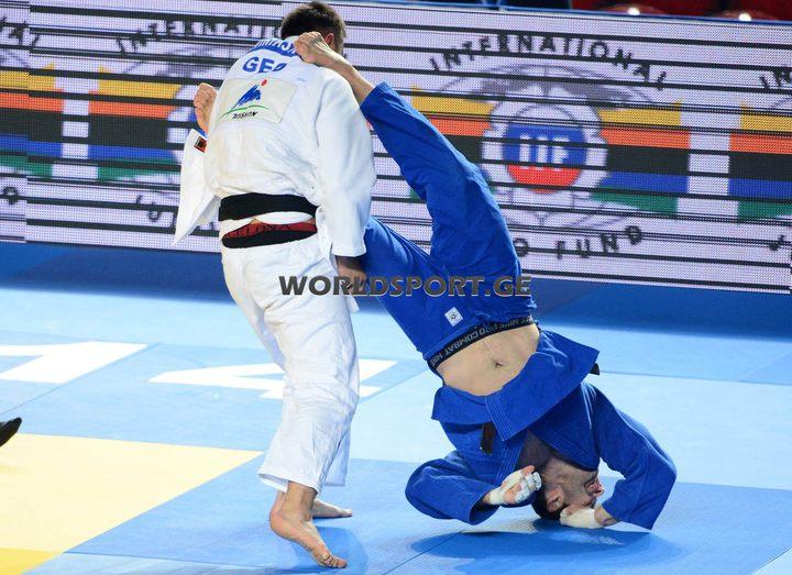 Okruashvili's gold point