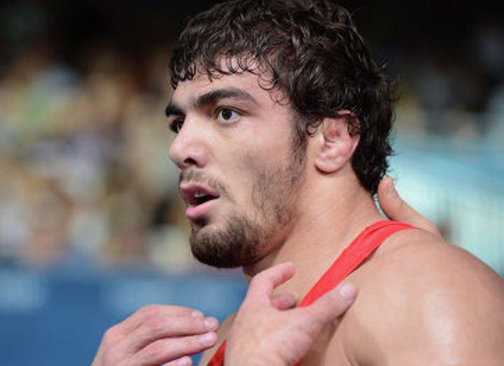 Sazhid Sazhidov: Abdusalam Gadisov justified hopes, having surely won ChE gold on free-style wrestling