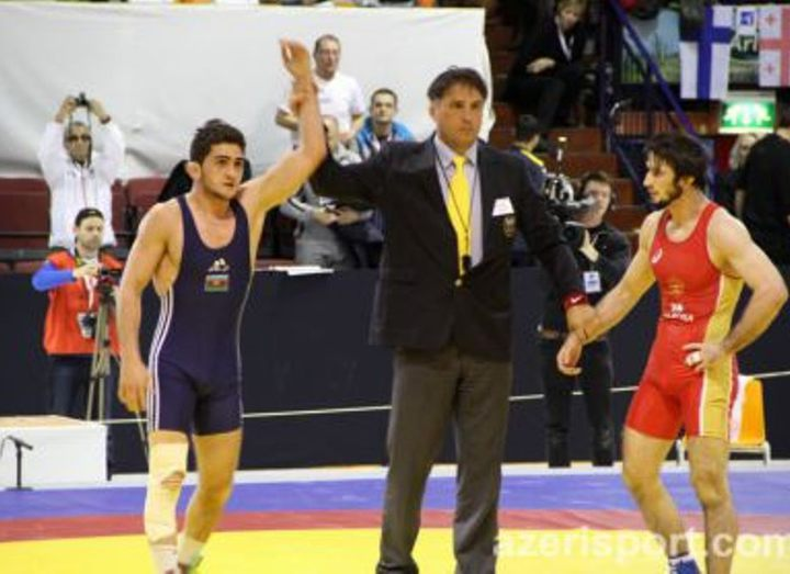 Gajah ALIYEV: I took a revenge, understanding that it is impossible to lose to the wrestler from Russia