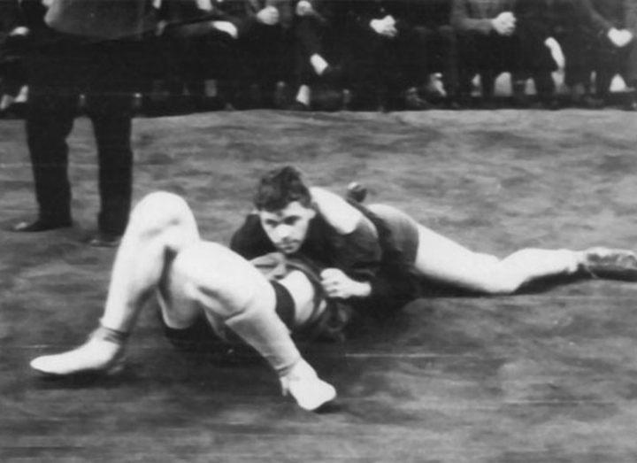 «Олимпиец столетия» Валерий Рухледев