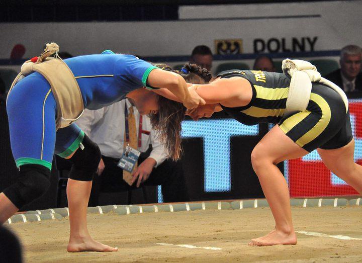 Первую золотую медаль на Всемирных Играх-2017 Украина завоевала в соревнованиях по сумо