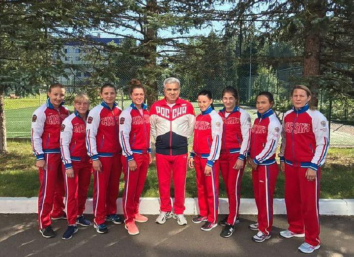 Валерия Коблова возглавит женскую сборную России на чемпионате мира в Париже