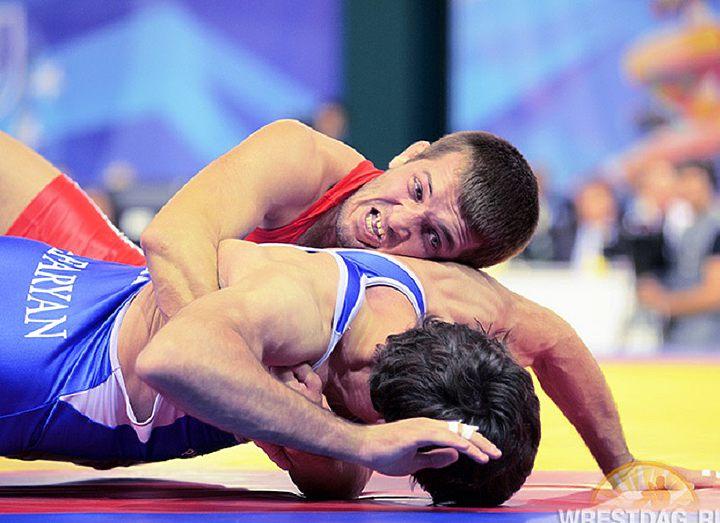 Магомед Курбаналиев одержал победу в лиге Ирана