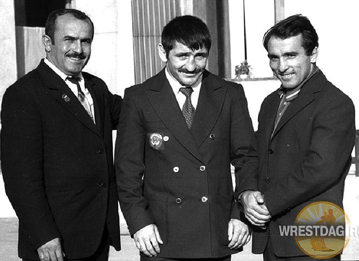 Для нас Али Алиев был мерилом жизни