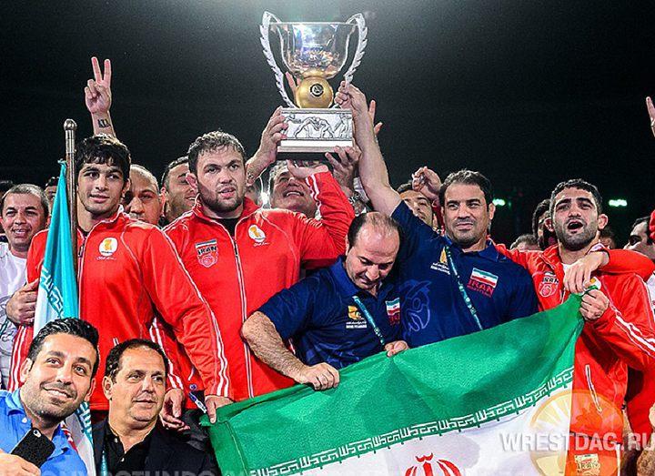 Сборная Ирана заменит сборную Турции на Кубке мира в США
