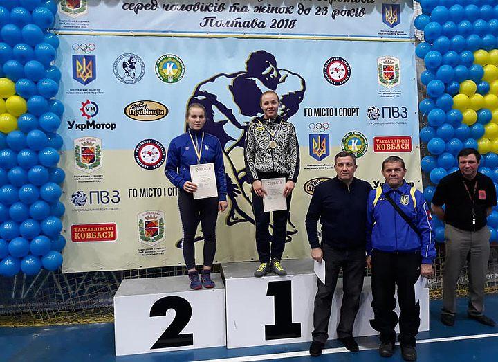 Результаты чемпионата Украины U23