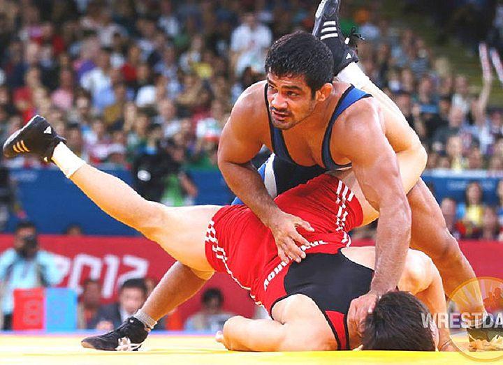 Индийские борцы – лучшие на Играх Содружества