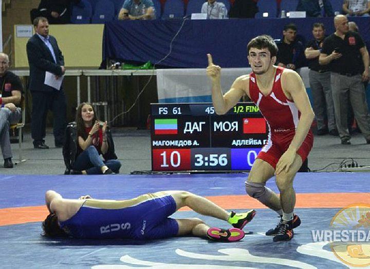 Дагестанская сборная – вне конкуренции на первенстве страны