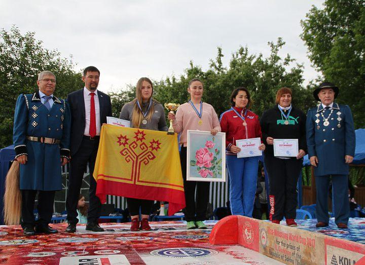 Туйаара Орлова – лучшая в России