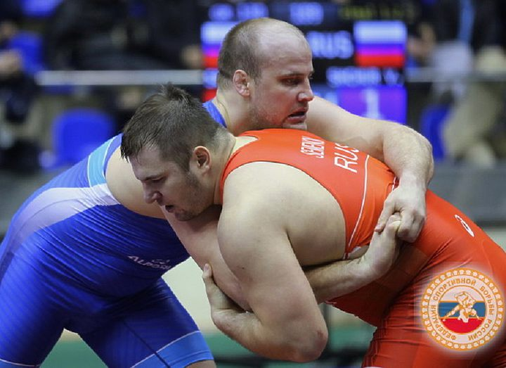 Чемпионат России по греко-римской борьбе состоится в Одинцово с 6 по 11 августа