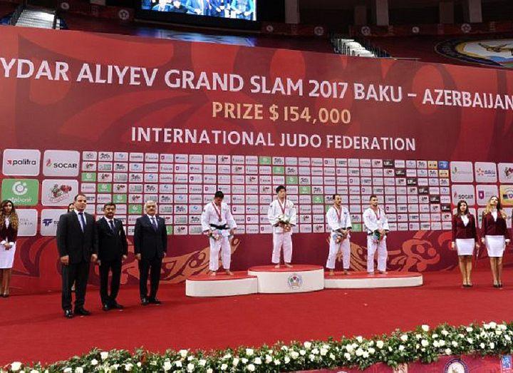 Большой шлем возвращается в Баку