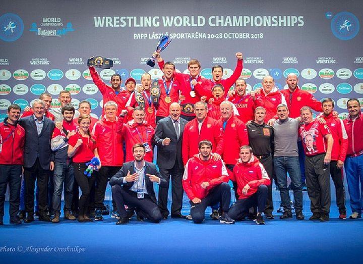 Чемпионы мира по греко-римской борьбе освобождены от чемпионата России