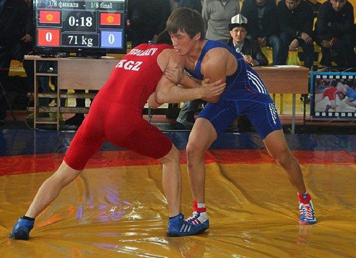 В Бишкеке стартует чемпионат Кыргызстана по вольной борьбе