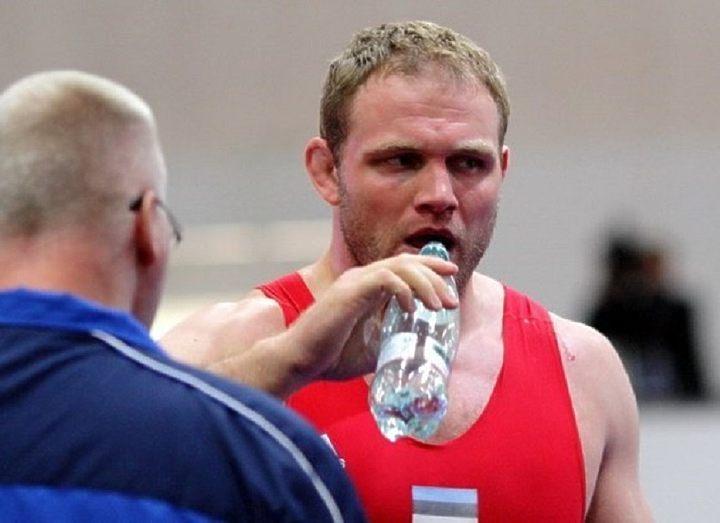 Хейки Наби в 13-й раз стал чемпионом Эстонии по греко-римской борьбе