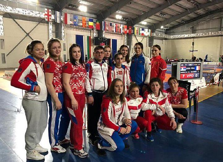 Международный турнир в Болгарии