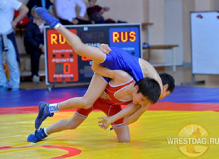 Шестеро дагестанских юношей отобрались в сборную России
