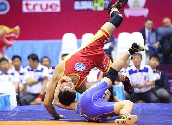 Сулайманов, Царев, Рамонов — кто еще выступит на чемпионате Азии по греко-борьбе?