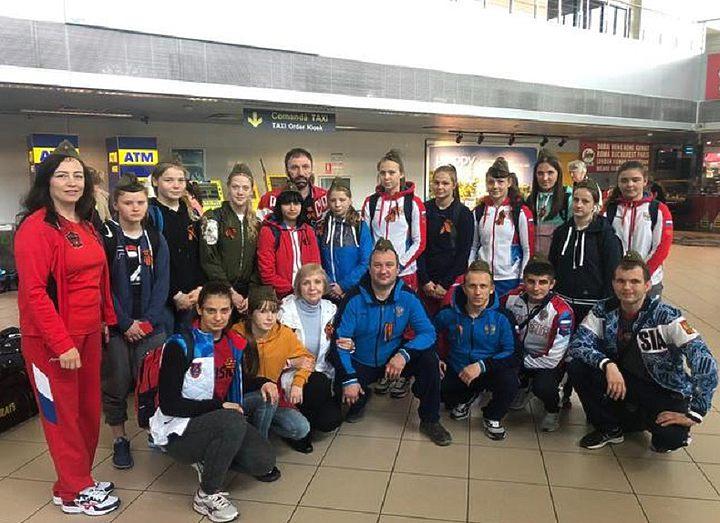 Российские девушки одержали семь побед на международном турнире в Румынии