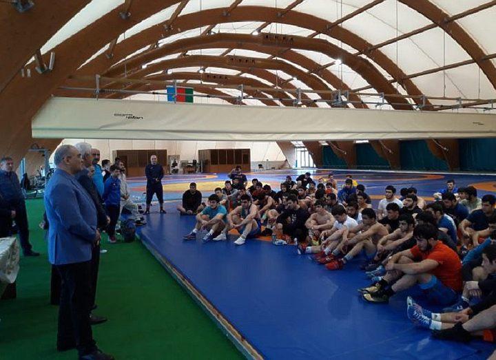 Намик АЛИЕВ: На лицензионных турнирах в Баку для армянских спортсменов никаких проблем не было