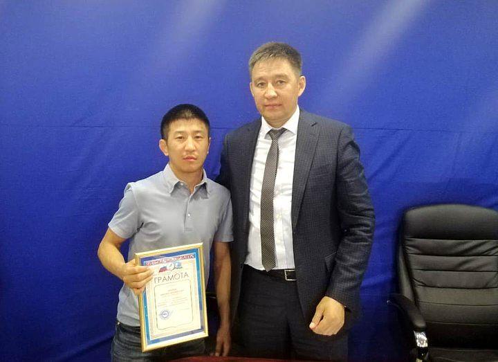 Михаил Иванов показал модель ведения борьбы для молодых спортсменов