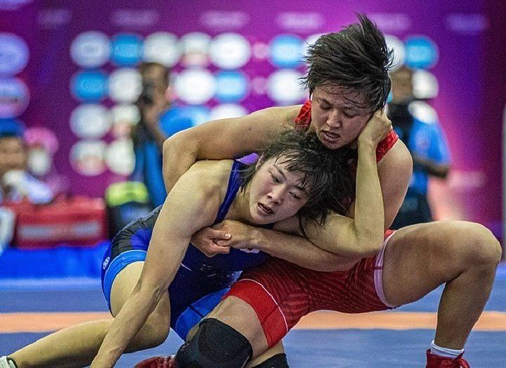Молодежный чемпионат мира по борьбе