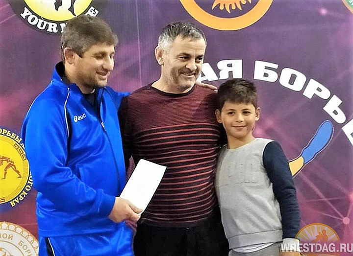 Главный приз выиграл тренер