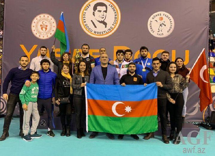 Азербайджан выиграл Мемориал Яшара Догу