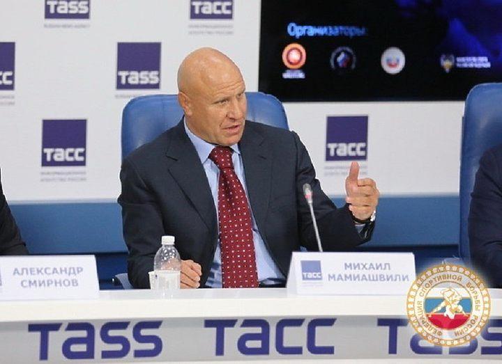 Михаил Мамиашвили: отмена первенства мира U-23 — не повод отменять по этому возрасту первенства России