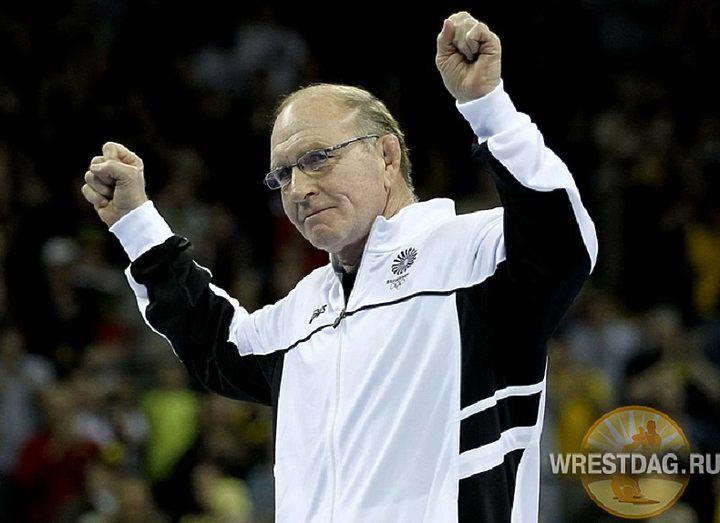 Американский борец и тренер удостоен высшей награды своей страны