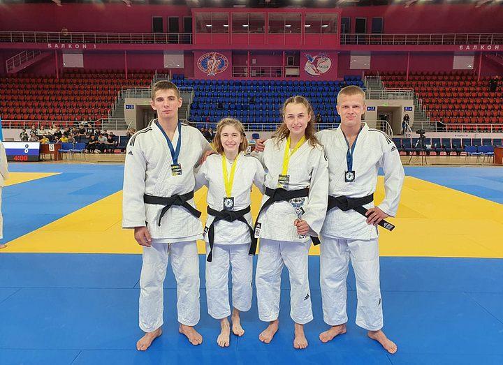 Команда днепропетровщины выиграла Чемпионат Украины по дзюдо