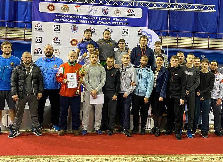 Тютрин и Скрябин стали чемпионами Белоруссии