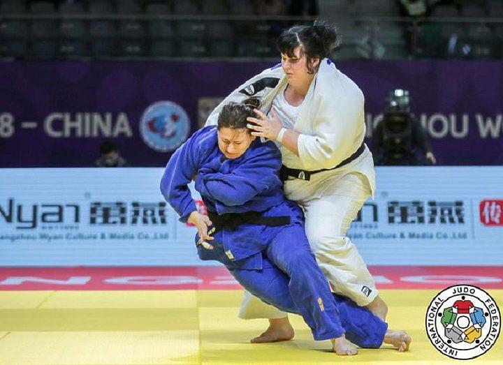 Киндзерская и Коцоев выиграли серебро World Masters