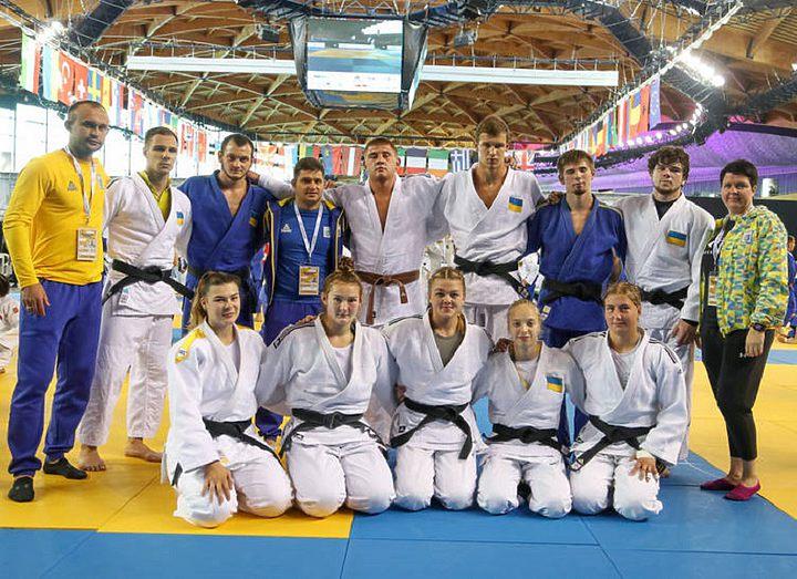 Украина завоевала четыре медали