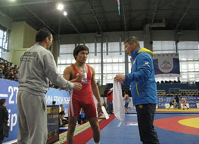 Калиев – лучший «вольник» Казахстана