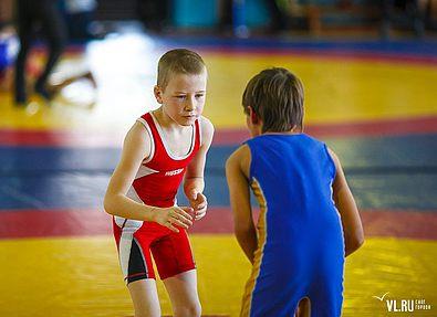 Более 120 начинающих «вольников» сразились на новогоднем турнире во Владивостоке