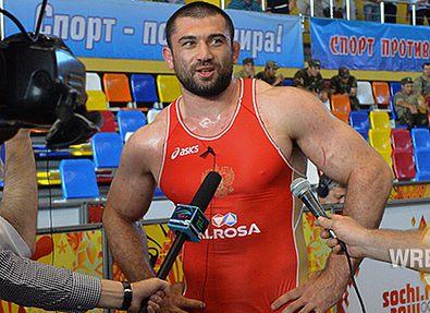Билял Махов – лучший борец июля