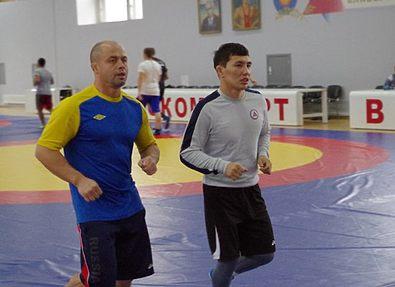 Виктор Лебедев продолжает подготовку к ЧМ