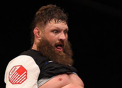 Рой Нельсон против Деррика Льюиса на UFC Fight Night 90