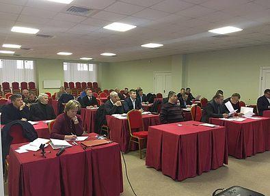 Внеочередная Конференция ФДУ отправила новую редакцию Устава на доработку