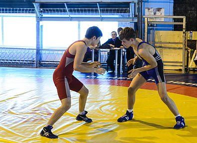 В Ярославле прошел всероссийский турнир по греко-римской борьбе