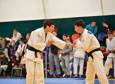 В Одессе состоялся десятый международный турнир по дзюдо